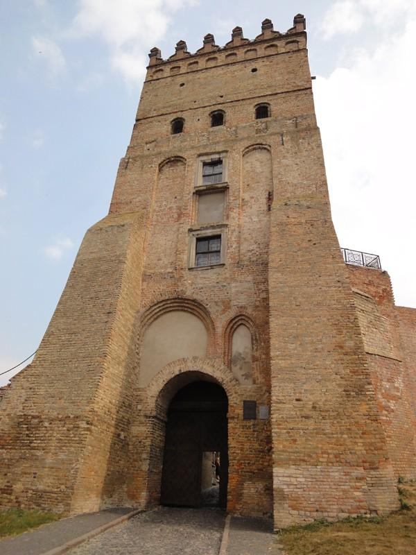 Луцк, замок Любарта.