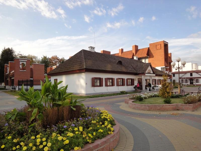 Кобрин, дом-музей А. В. Суворова.