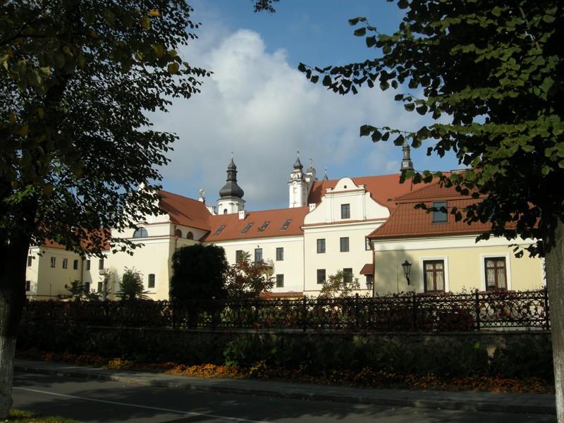 Пинск, монастырь францисканцев