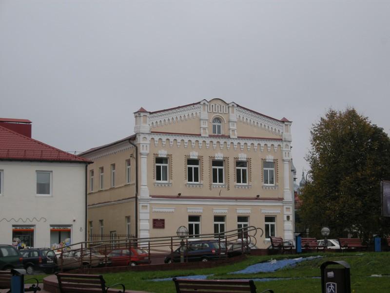 Слоним, жилая застройка конца XIX века.