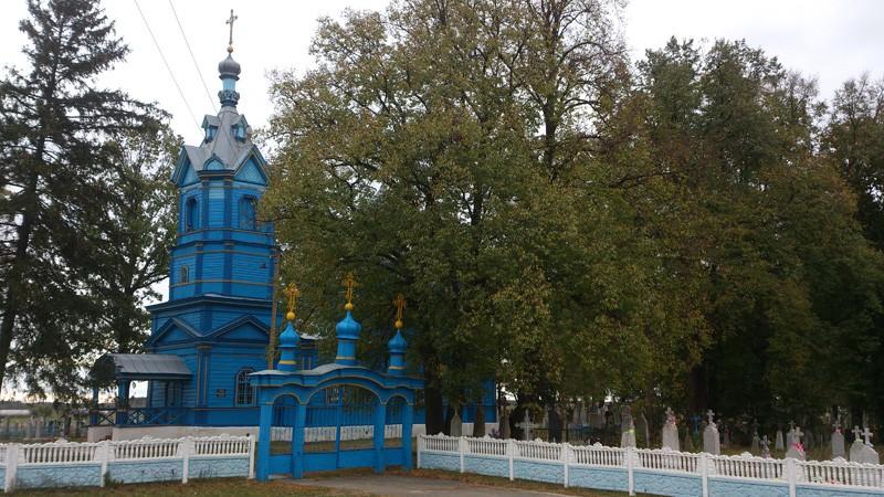 Дубой, Церковь св. Николая.