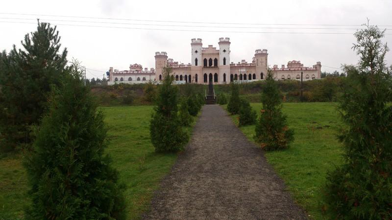 Коссово, общий вид дворца.