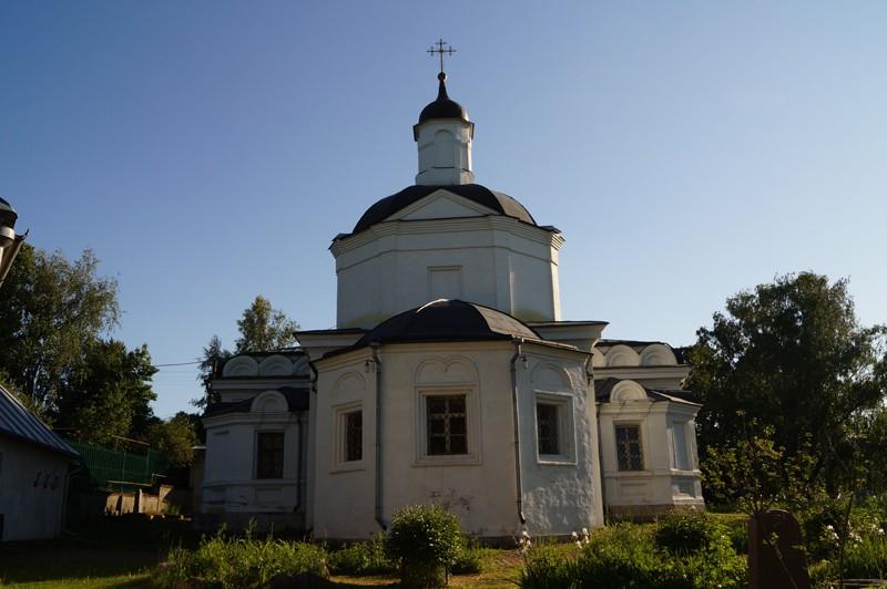 Таруса, Вознесенский храм.