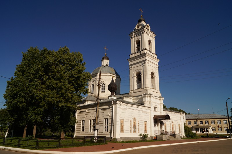 Таруса, Петропавловский собор.